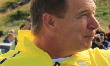 Rick Hansen – Man in Motion – Foundation Founder