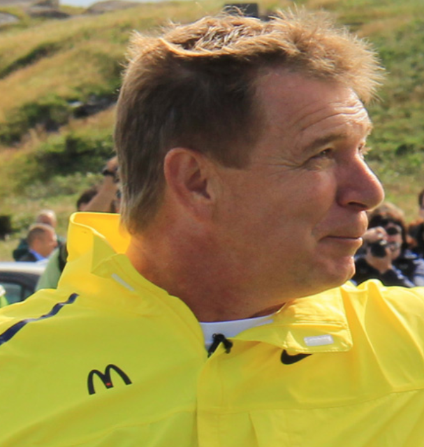 Rick Hansen – Man in Motion – Foundation Founder