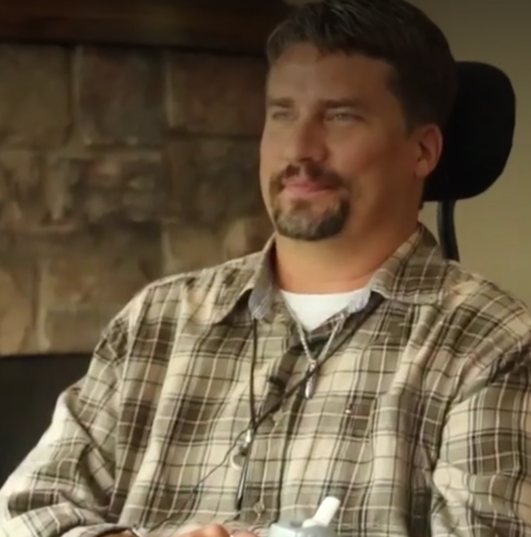 Paralyzed Canadian man moves hand for first time in nine years after surgery to re-route nerves
