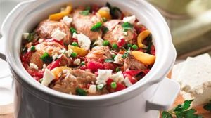 chicken in crock pot