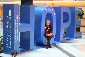 helen amenta in hope sign