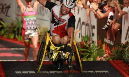 Robert Buren – From paraplegic to Ironman triathlete
