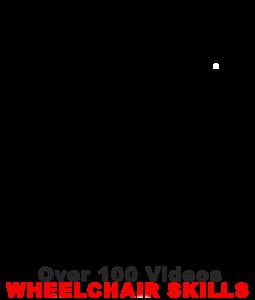 Over 100 Videos demonstrating wheelchair skills