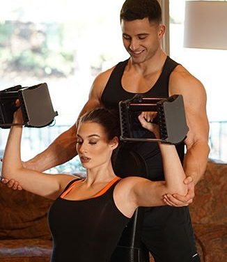 Upper Body Dumbbell Exercices