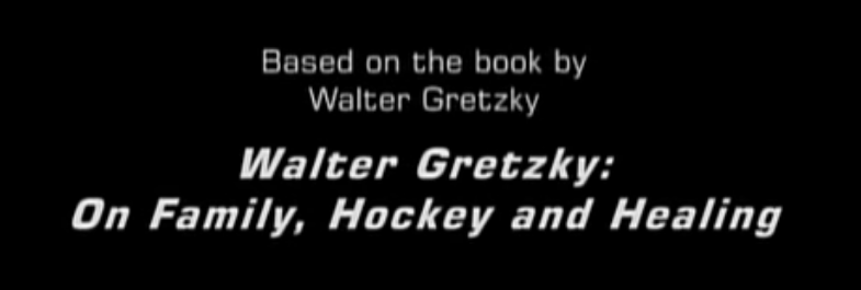 Walter Gretzky book