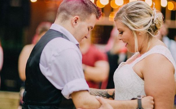 He was paralyzed from the chest down. But he got obsessed with dancing at his friend's wedding