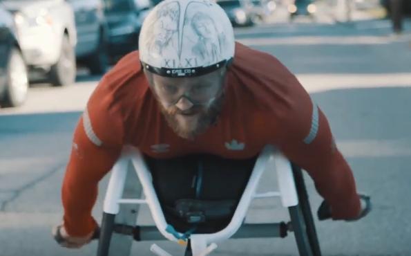 World Record Holder Joshua Cassidy  a Spinal Cord & Cancer Survivor