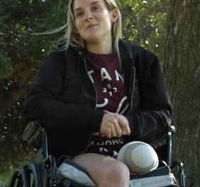 Kirstie Ennis: Life After A Leg Amputation