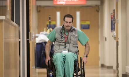 A Bike Accident Left This ER Doctor Paralyzed