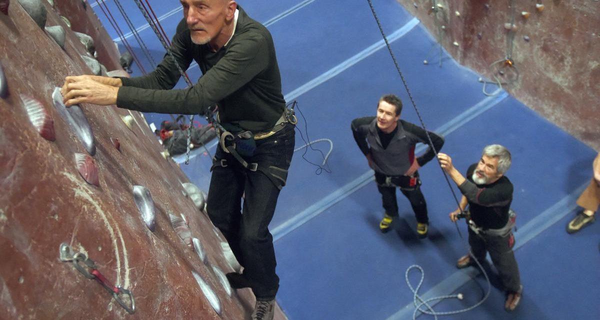 Stroke Survivor – Once a climber, always a climber