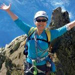 Ovarian Canver Survivor's Biggest Climb Yet