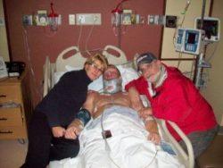 Thomas beats Paralysis 3 times to Create a Paralysis Foundation