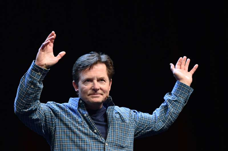 Michael J. Fox: 'I got grim' while learning to walk again after spinal surgery