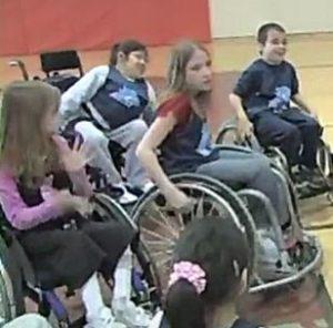 spina bifida children