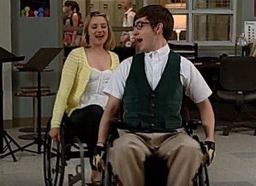 Glee – I'm Still Standing
