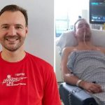 Man who considered euthanasia after being paralysed had experimental spinal procedure – and now he's walking and running