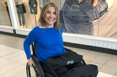 Louise Sertsis – Her 20 year story with Multiple Sclerosis , Her Entrepreneur spirit  and Top 25 Women of Influence 2020 award recepient