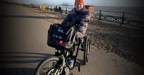 Adjusting to life with a spinal cord injury