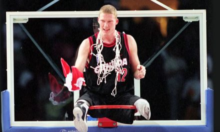 Patrick Anderson Lost Both Legs at Age 9, Now the World's Best Wheelchair Basketball Player